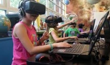 Future of education- 3D immersive technology, virtualization