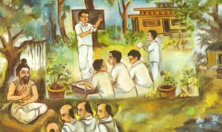When and how did schooling system start in this world?