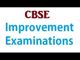 Details on CBSE improvement examinations