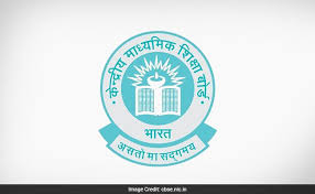 CBSE 2018 Admit card details