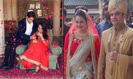 2015 IAS Topper couple tie the knot