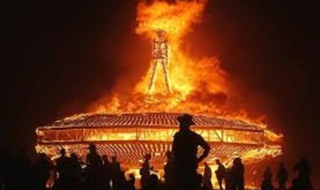Burning Man – the most important cultural icons of our time